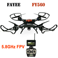 Fayee FY560 4CH 6-axis 5.8G FPV Headless Mode One Key Return Height Hold RC Drone Quadcopter w/ 2.0MP HD Camera RTF