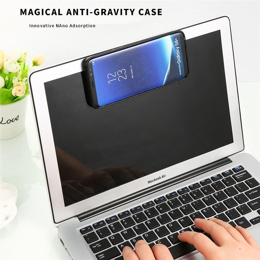Anti-gravity iPhone 7 case