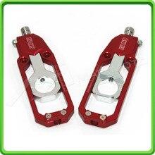 Мотоцикл натяжителя цепи регулятор пригодный для Suzuki GSXR 1000 GSX-R 1000 GSXR1000 2007 2008 07 08 красный и серебряный