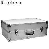 RETEKESS T148 серебро 42 Слоты Беспроводной голосования зарядный чехол для Беспроводной голосования Конференции Системы передачи голоса Системы