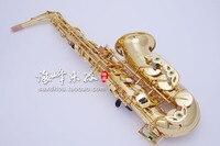 Brand Musical Instrument Keilwerth ST 90 Alto Eb Saxophone Brass Gold Plated Saxofone Western Instruments Sax