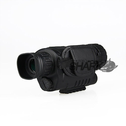 US $97 25 38% OFF|EAGLEEYE 5X Zoom Infrared Digital Camera Vedio Picture  Shooting Night Vision Monocular Scope For 200M Hunting HS27 0012-in Night