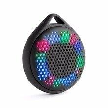 Outside Bluetooth Speaker Shockproof and IP67 Waterproof Bluetooth Wi-fi Mini Colourful Speaker VS196