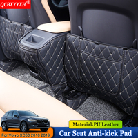 QCBXYYXH Car Styling Auto Interior Seat Protector Side Edge Protection Pad Car Stickers Anti Kick Mats