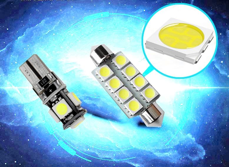 Για Ford EDGE Βολβοί Εξοικονόμησης - Φώτα αυτοκινήτων - Φωτογραφία 3