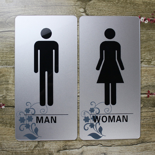 Male And Female Toilet Signs Pictures