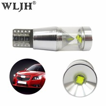 WLJH 2x LED Canbus T10 194 168 Car LED License Plate Parking Clearance Lamp For VW Passat B5 B6 T4 T5 Tiguan Touran Golf 4 5 7 6
