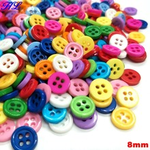 200pcs mix color plastic buttons shirt apparel sewing accessories DIY crafts free shipping A144