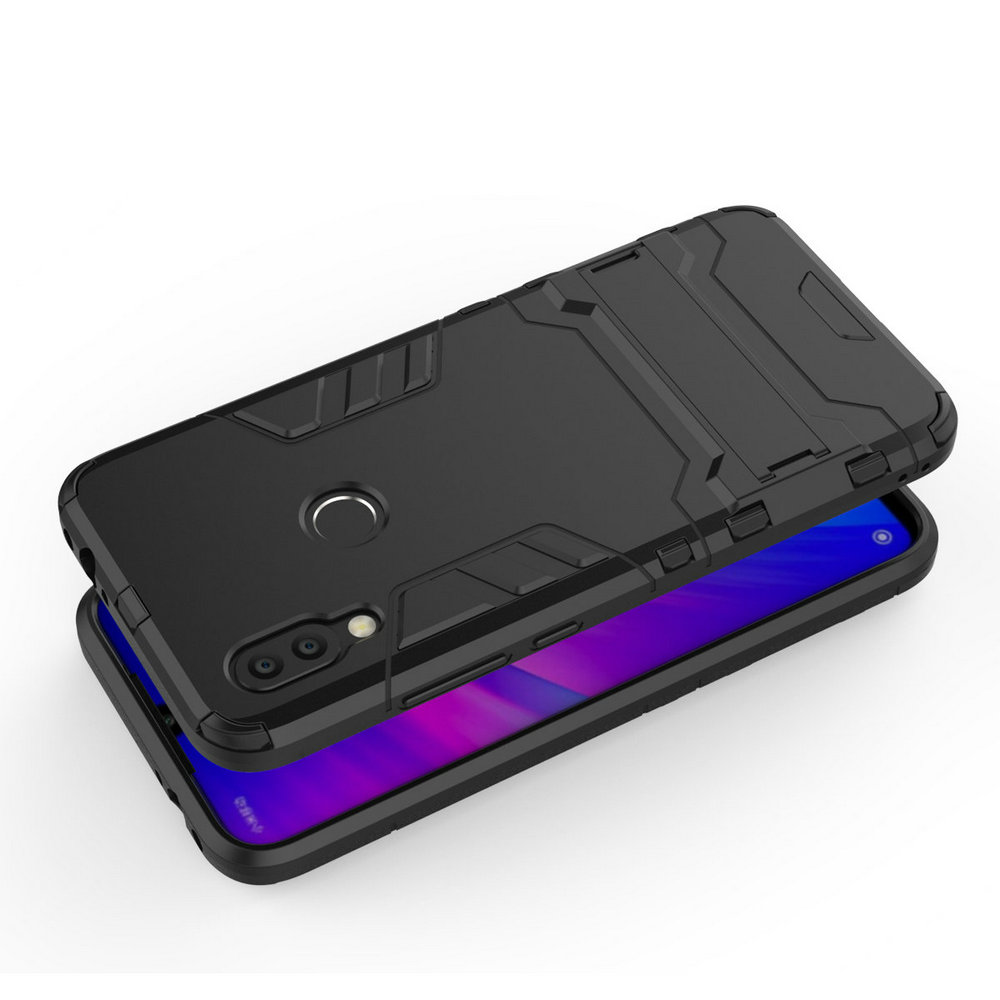 Shockproof Hard Phone Case for <font><b>Xiaomi</b></font> Redmi <font><b>7</b></font> Redmi7 for <font><b>Xiaomi</b></font> Redmi <font><b>Note</b></font> <font><b>7</b></font> Pro 16GB 32GB 64GB Armor Case Back Cover Capa Etui image