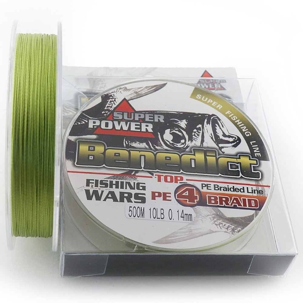 Best fishing line manufacturers 500M super good pe line for fishing 4x pe braided fishing cord online fishing tackle shop