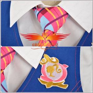 Image 5 - Anime Princess Charm School Sophia Hana Song Blair Willows JK Uniform Adult Cosplay Costume Clothing Outfits Halloween
