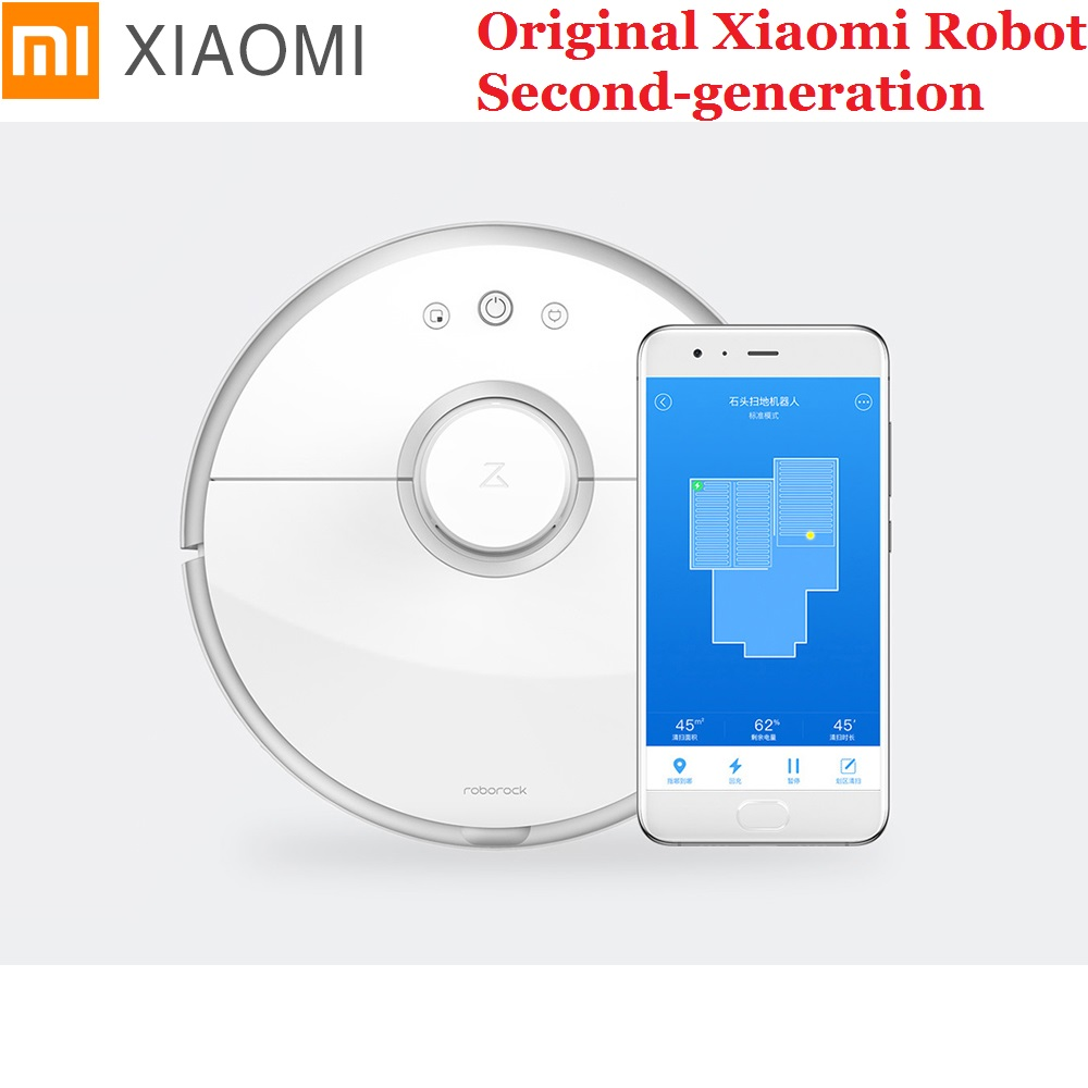 Xiaomi Smart Vacuum Cleaner for Home Automatic Sweeping
