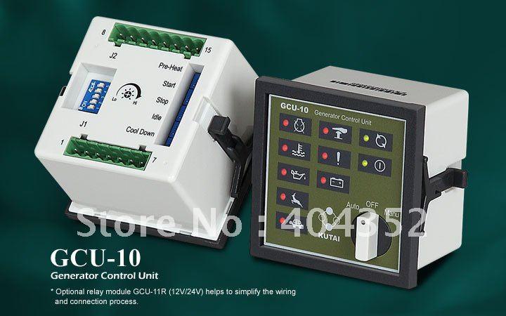 origina GCU-10 Generator Control Unit+DHL/FEDEX fast&cheap shipping