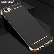 KaiNuEn роскошный оригинальный чехол для телефона etui, coque, чехол, чехол для xiaomi redmi note 5a note5a 5 a Жесткий ПК пластиковые аксессуары 3 в 1