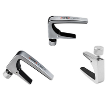 Aroma AC-11 Guitar Capo Zinc Alloy Solid for Acoustic Electric Guitars 4 Color for Choose Parts and Accessories