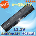 4400mAH  Laptop Battery For Dell Studio 1535 1536 1537 1555 1557 1558  PP33L PP39L  312-0701  312-0702  KM958  KM965 MT264 WU946