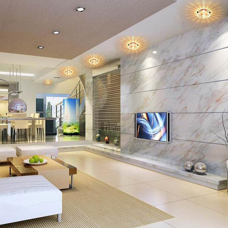 3w5w camera da letto led lamparas de techo per la casa moderna ...