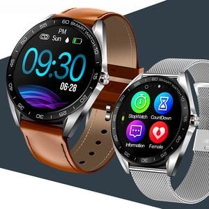 Image 2 - SENBONO K7 IP68 étanche montre intelligente fréquence cardiaque pression artérielle moniteur de sommeil hommes sport Smartwatch mode Fitness Tracker