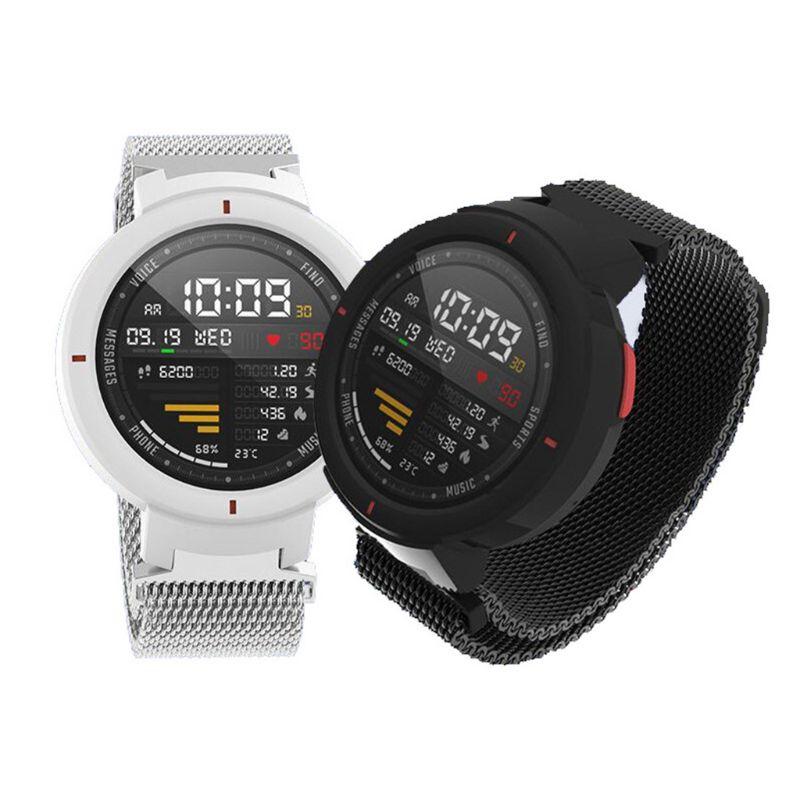 Smart Activity Tracker 2019 Neuer Stil Für Xiaomi Huami Amazfit Rande 3 Schutzhülle Stoßstange Fall Uhr Abdeckung Sport Stoßstange Gute QualitäT