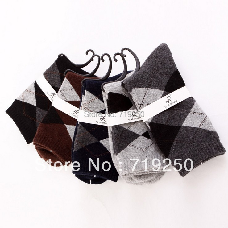 2016 New 10 Pairs/lot Free Shipping Wholesale Mens Towel Socks Combed Cotton Socks,mens Dress Socks,size 39-44 Random Color