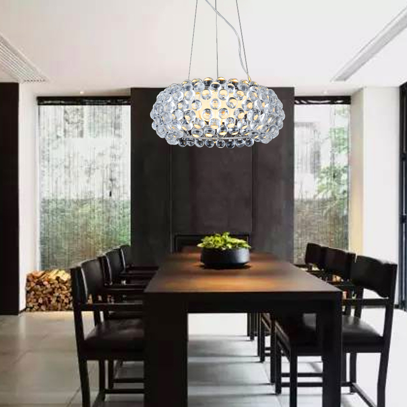 12W 18W 36W Modern LED Pendant Lights LED Lamp Indoor Hanging Lighting Light Fixture Living Room Bedroom Restaurant chinese style classical wooden sheepskin pendant light living room lights bedroom lamp restaurant lamp restaurant lights