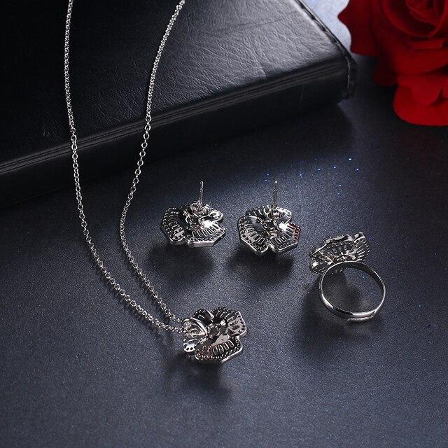 Купить be8 брендовые роскошные женские ювелирные наборы включает в картинки