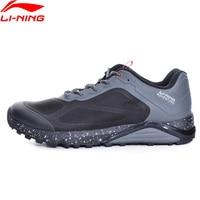 Li Ning Men Shoes Revenant ITF Trail Running Shoes Outdoor Sneakers Cushion Anti Slippery Li Ning Adventure Sports Shoes ARDM009