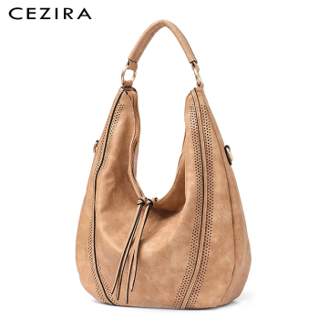 Soft PU Leather Shoulder Bag