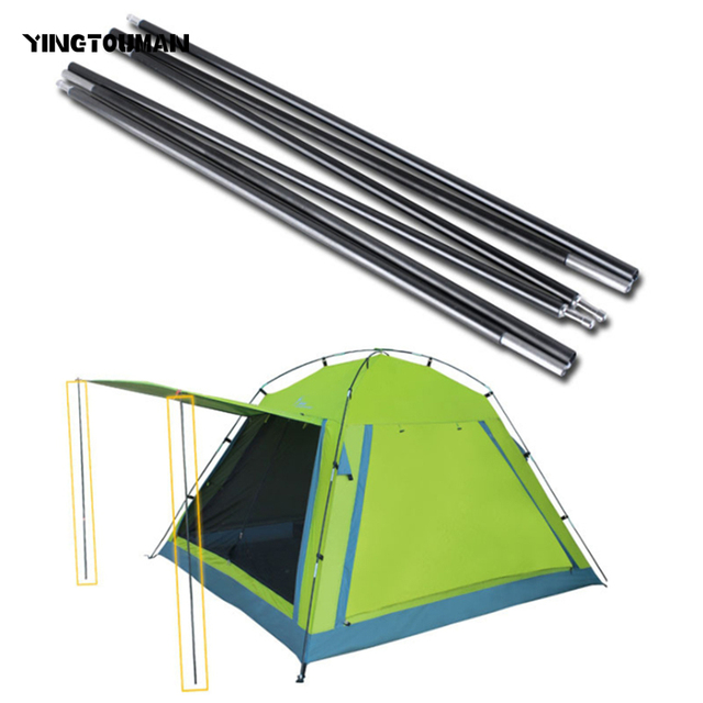 YINGTOUMAN 3 Sections Canopy c&ing Tent Accessories Lobby Pole Outdoor Folding Tent Holder Tent Building Support  sc 1 st  AliExpress.com & YINGTOUMAN 3 Sections Canopy camping Tent Accessories Lobby Pole ...