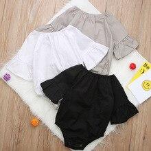 gxmjxdgmlndcp Ins Newborn Baby Girl Cotton Bebe Jumpsuits