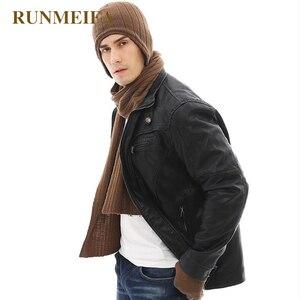 Image 2 - Novedad 2018, producto para hombre, gorro y bufanda abrigados de invierno y guantes con pantalla táctil, regalos en stock