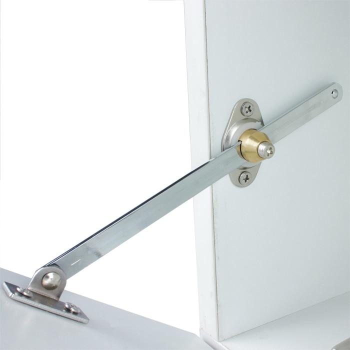 free shipping furniture hinge Cupboard door support rod door slide ...