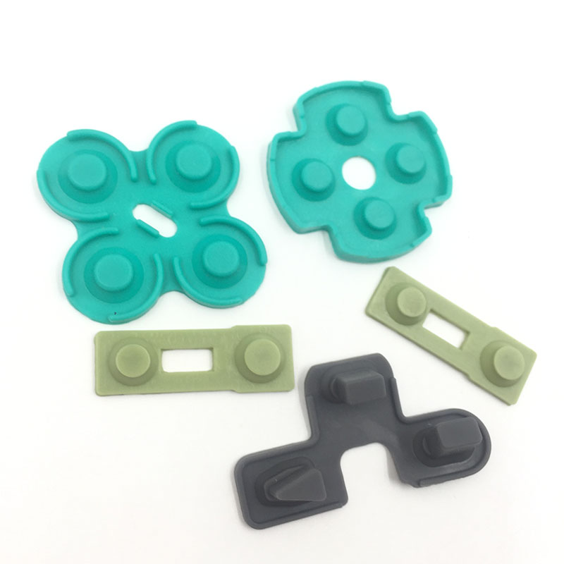 Conductive Rubber Contact Pad Button D-Pad For Sony PS2 Controller