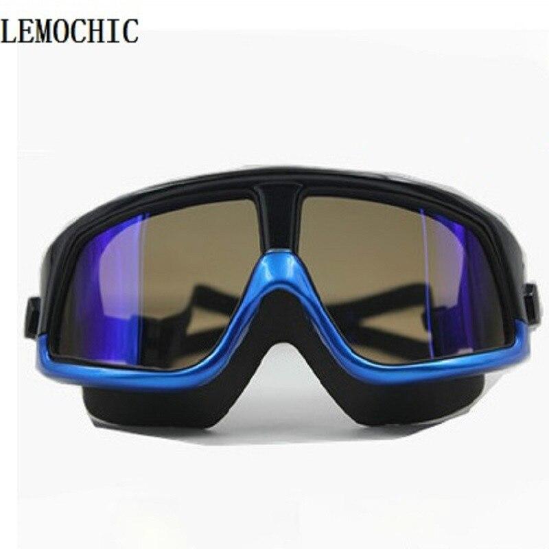 Haute qualité lunettes natacion myopie professionnelle lunettes de natation  pour les hommes de natation lunettes 2acd23e1725e