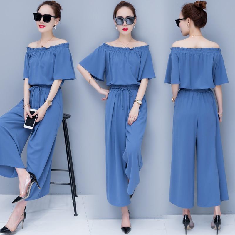Women's Clothing Honest 2019 Spring Women Blouses Hot Sale New Loose Bat Sleeve V-neck Shirt 2162