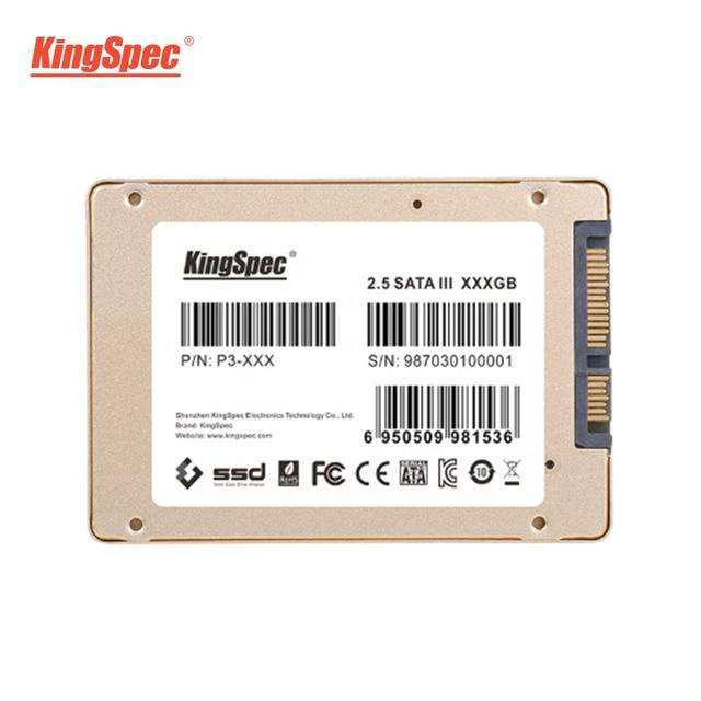 P3-XXX KingSpec 128GB 256GB 512GB 1TB 2TB SSD SATA 3 2.5 Inch Internal Solid State Drive HDD Hard Disk HD For laptop Desktop New 2