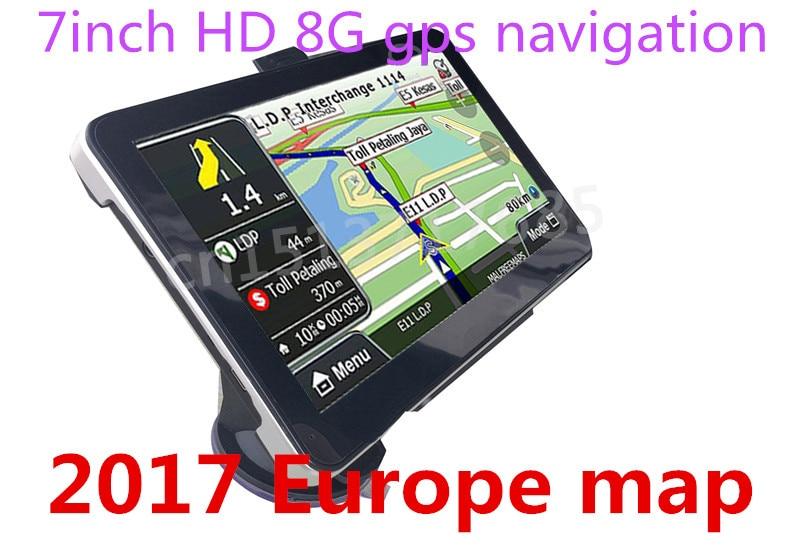 Oriana  Inch Gps Navigation Fm Gbm Ddrmhz New Map Free Upgrade Russia Spain Europeusacanadaisrael Gps Navigator