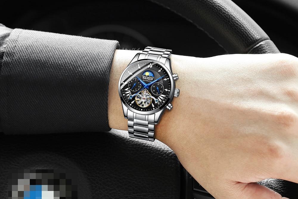 HTB18AiCXOfrK1RjSspbq6A4pFXaH HAIQIN luxury Automatic Mechanical Men Watch classic Business Watch men Tourbillon Waterproof Male Wristwatch Relogio Masculino