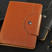 Harphia a5 비즈니스 루스 리프 노트북 나선형 플래너 바인더 주최자 사무용품 가짜 가죽 블랙 브라운 스케치북|노트북 컴퓨터|   -