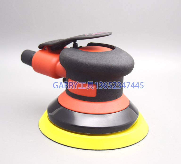 pneumatic sanders TAIWAN wilin industrial-grade air tools palm orbital sander polisher 5 inch circle round pad WL-868-N5 5 inch 125mm pneumatic sanders pneumatic polishing machine air eccentric orbital sanders cars polishers air car tools