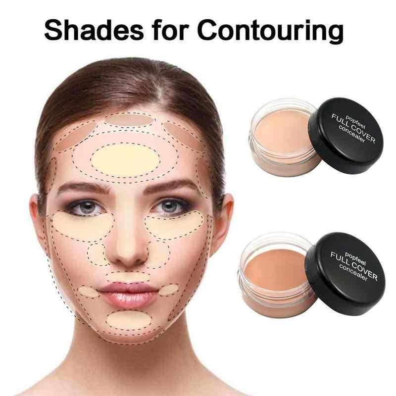 1 PCS Profissional Trucco Correttore di Lunga Durata Idratante Pori Acne Copertura Viso Contorno di Trucco Cosmetico maquiagem attrezzo di Bellezza