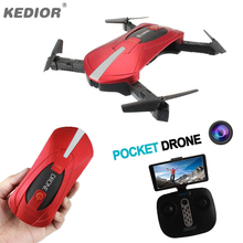 Quadrocopter RC HD Video Drone with Camera Live Video 2.4G Wifi FPV Remote Control Multicopter Toys