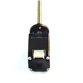 Nema 8 external linear stepper motor 100 length lead screw 5/2mm pitch