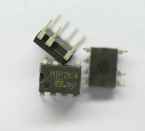 1pcs/lot MIP2K4 LCD Power Management Chip DIP-7  5pcs/lot