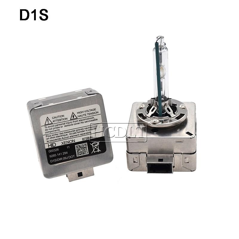 HCDLT Original 35W Xenon D1S 55W 4300K 5000K HID Bulb Xenon D3S 6000K 8000K For Car Light Ballast Kit Xenon D1S D3S HID Headlamp (6)