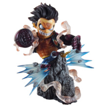 20cm Luffy new figure one piece model J01