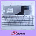 Новый американский клавиатура ноутбука для N55 N57 N55S N55SF N55SL N75 N75SF N75SL N75S