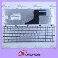 Nueva ee.uu. teclado del ordenador portátil para N55 N57 N55S N55SF N55SL N75 N75SF N75SL N75S