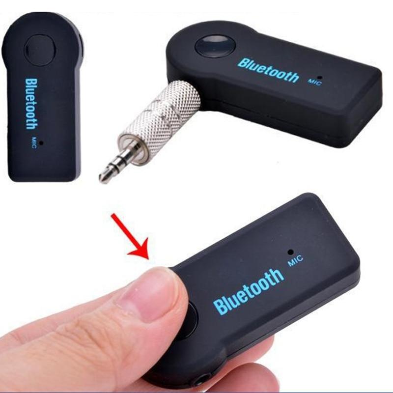 Universal 3.5mm Mini Wireless Car Bluetooth Audio