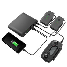 Mobile Power Bank Charger For DJI Mavic PRO Platinum Multi-function 8000mah Portable USB Mobile Power For Battery Remote Control
